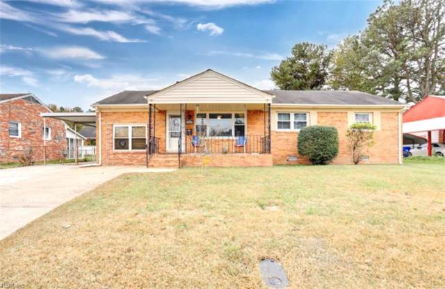 1003 Robinson Rd, Portsmouth, VA 23701 (#10291143) :: RE/MAX Central Realty