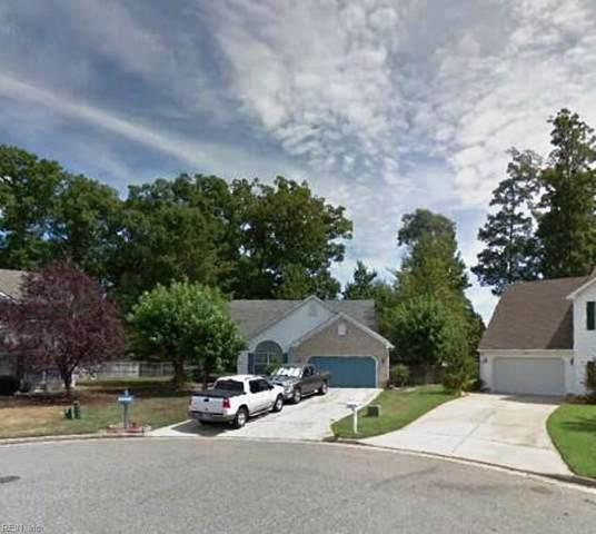 805 Duxbury Cir, Newport News, VA 23602 (#10291171) :: Abbitt Realty Co.