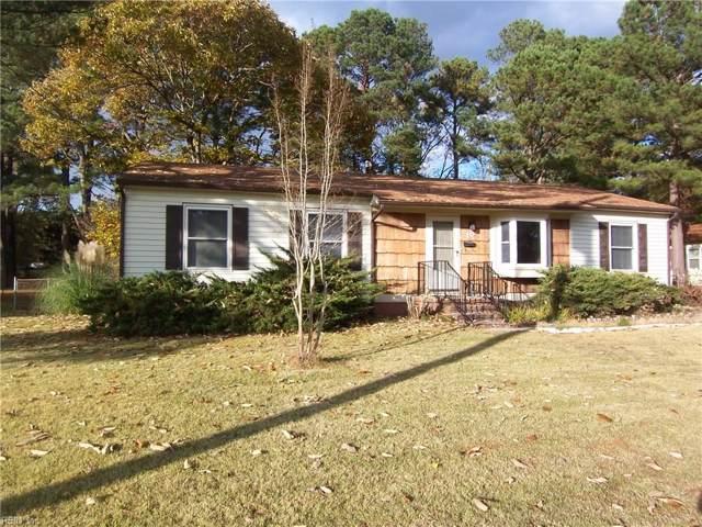 18 Roosevelt Dr, Newport News, VA 23608 (#10291249) :: The Kris Weaver Real Estate Team