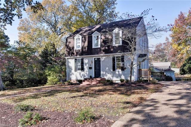 45 Woodfin Rd, Newport News, VA 23601 (#10291269) :: RE/MAX Central Realty