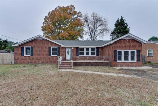 4812 Wycliff Rd, Portsmouth, VA 23703 (MLS #10291307) :: Chantel Ray Real Estate