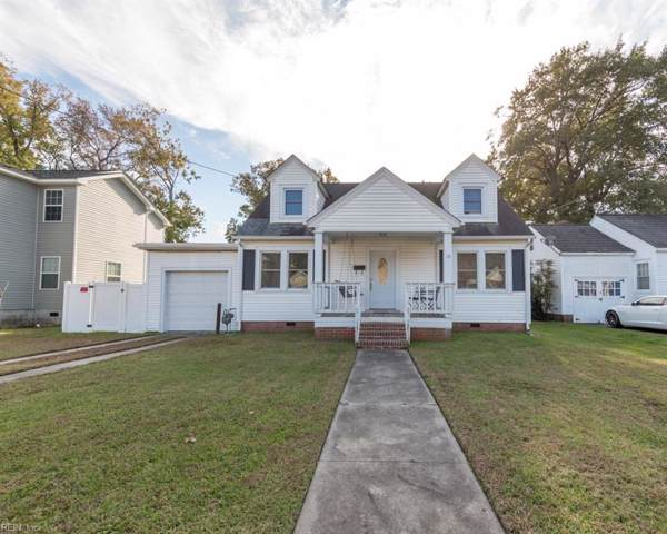 10 Rex Ave, Portsmouth, VA 23702 (MLS #10291310) :: Chantel Ray Real Estate