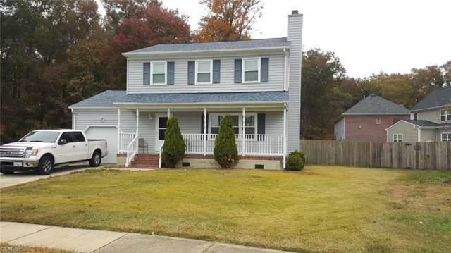 106 Watts Dr, Hampton, VA 23666 (#10291329) :: Rocket Real Estate