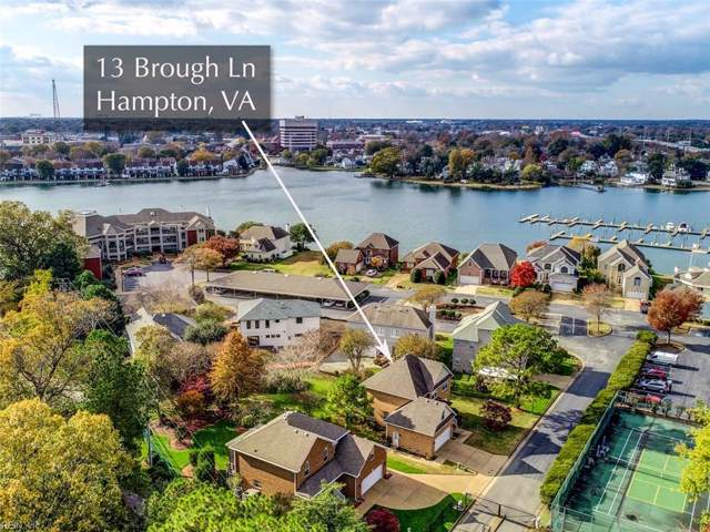 13 Brough Ln, Hampton, VA 23669 (MLS #10291332) :: AtCoastal Realty