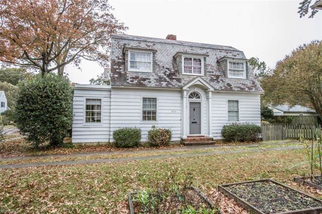 316 Palen Ave, Newport News, VA 23601 (#10291351) :: RE/MAX Central Realty