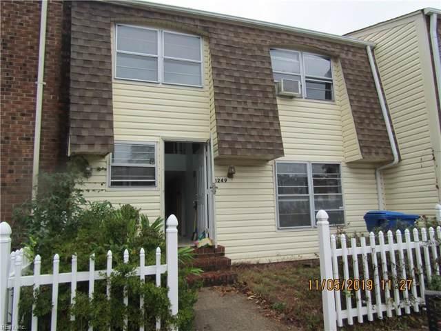 1249 Clydesdale Ln, Virginia Beach, VA 23464 (#10291473) :: Rocket Real Estate