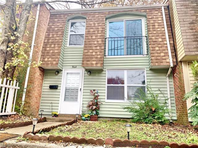 964 Level Green Blvd, Virginia Beach, VA 23464 (MLS #10291494) :: Chantel Ray Real Estate