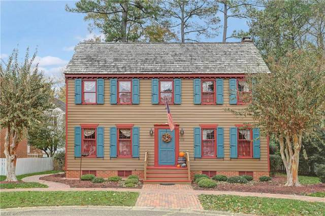 112 Thomas Gates, James City County, VA 23185 (MLS #10291565) :: Chantel Ray Real Estate