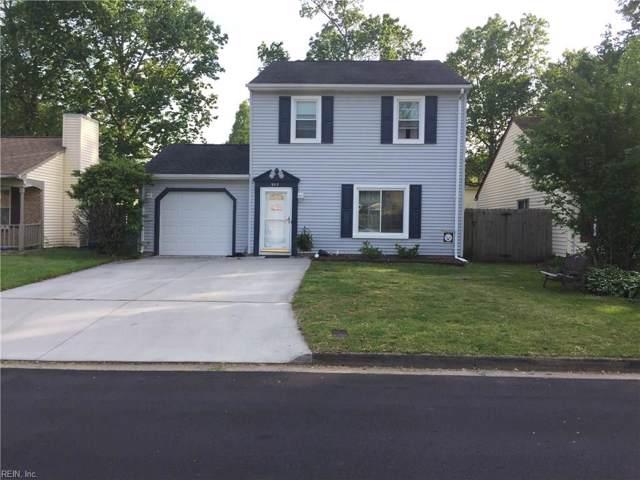 953 Sedley Rd, Virginia Beach, VA 23462 (MLS #10291575) :: Chantel Ray Real Estate