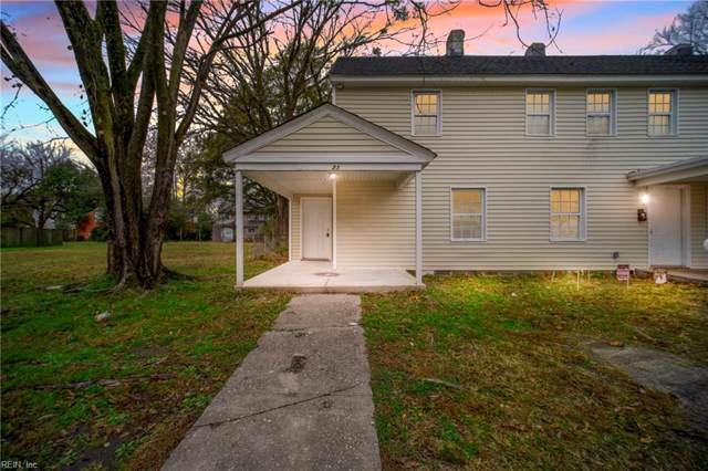 23 Farragut St, Portsmouth, VA 23702 (#10291583) :: Berkshire Hathaway HomeServices Towne Realty