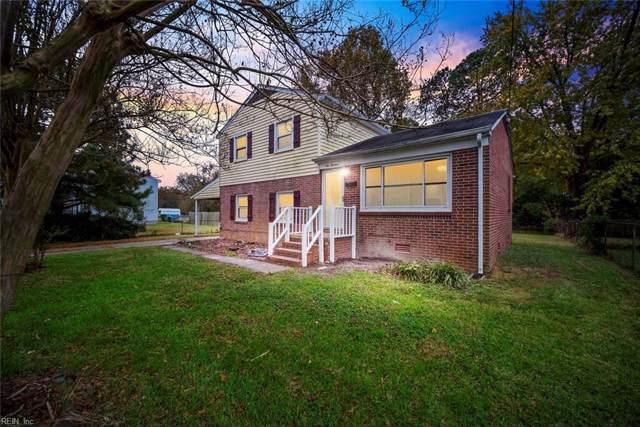613 Gary Ln, Hampton, VA 23661 (MLS #10291605) :: Chantel Ray Real Estate
