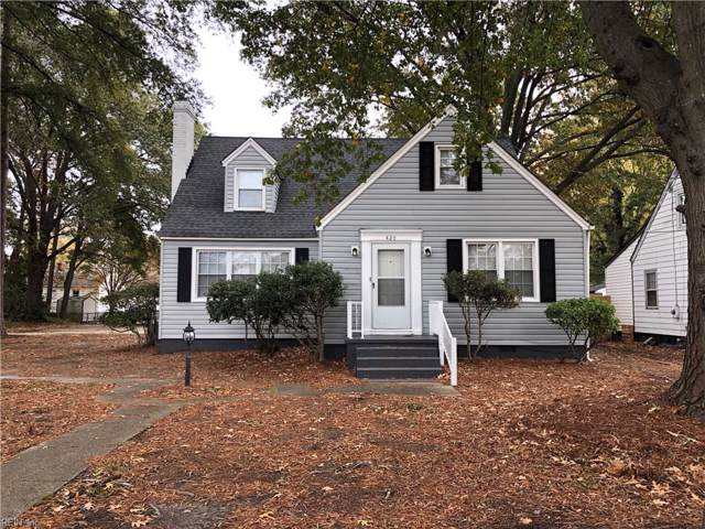 420 Catalpa Ave, Hampton, VA 23661 (#10291607) :: Atkinson Realty