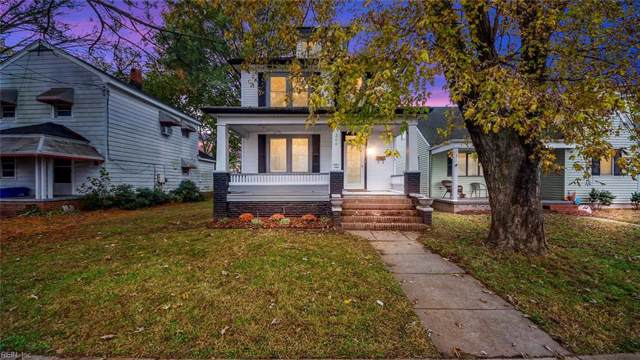 344 Chautauqua Ave Ave, Portsmouth, VA 23707 (#10291609) :: Berkshire Hathaway HomeServices Towne Realty