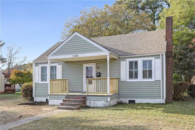 2308 Oregon Ave, Portsmouth, VA 23701 (#10291612) :: RE/MAX Central Realty