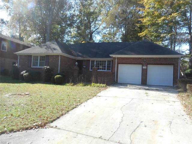 881 Loraine Dr, Newport News, VA 23608 (#10291646) :: AMW Real Estate