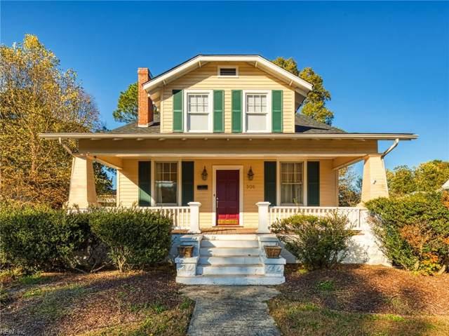 306 W High St, Hertford County, NC 27855 (MLS #10291657) :: Chantel Ray Real Estate