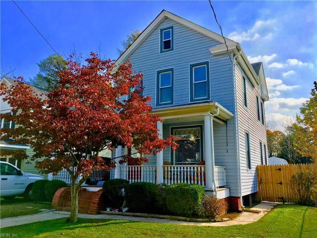 1110 Park Ave, Chesapeake, VA 23324 (#10291673) :: Atlantic Sotheby's International Realty