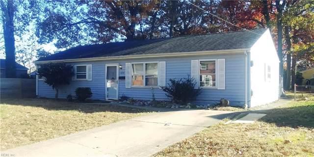 1424 Seward Dr, Hampton, VA 23663 (#10291684) :: Upscale Avenues Realty Group