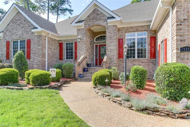 111 Patricks Ct, Isle of Wight County, VA 23314 (MLS #10291738) :: Chantel Ray Real Estate