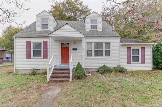 600 Quail Ave, Chesapeake, VA 23324 (#10291756) :: Berkshire Hathaway HomeServices Towne Realty