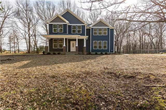Lot 3 Badger Rd, Suffolk, VA 23434 (#10291760) :: Berkshire Hathaway HomeServices Towne Realty