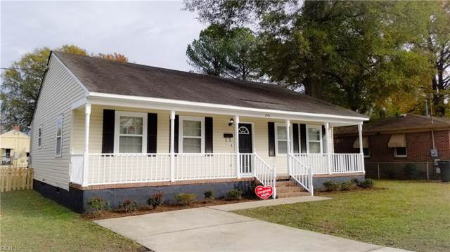 2501 Staunton Ave, Portsmouth, VA 23704 (#10291811) :: Berkshire Hathaway HomeServices Towne Realty