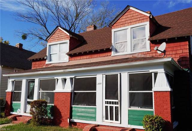 2600 Portsmouth Blvd, Portsmouth, VA 23704 (#10291824) :: RE/MAX Central Realty