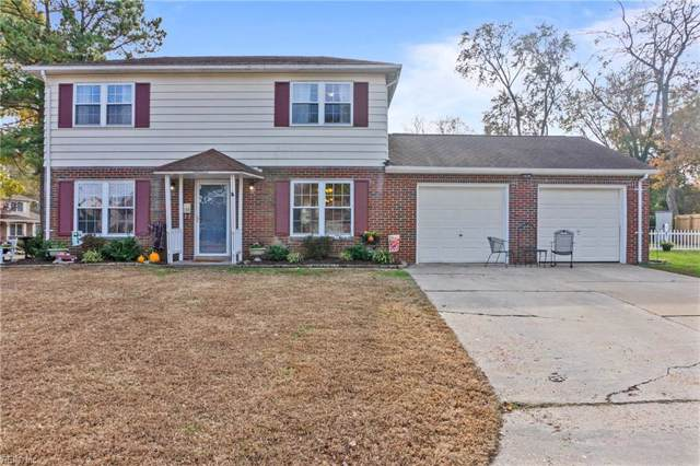 109 Harrington Rd, Newport News, VA 23602 (#10291905) :: RE/MAX Central Realty
