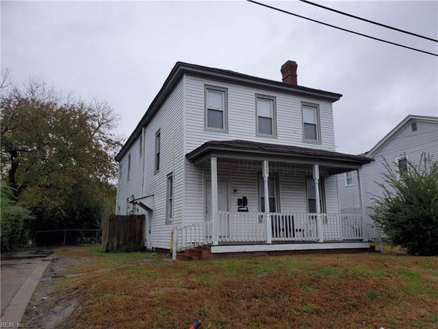 1309 Prentis Ave, Portsmouth, VA 23704 (#10292089) :: Berkshire Hathaway HomeServices Towne Realty