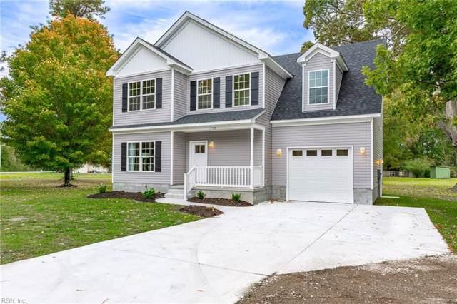 Lot 2 Elizabeth Ave, Chesapeake, VA 23324 (MLS #10292120) :: Chantel Ray Real Estate