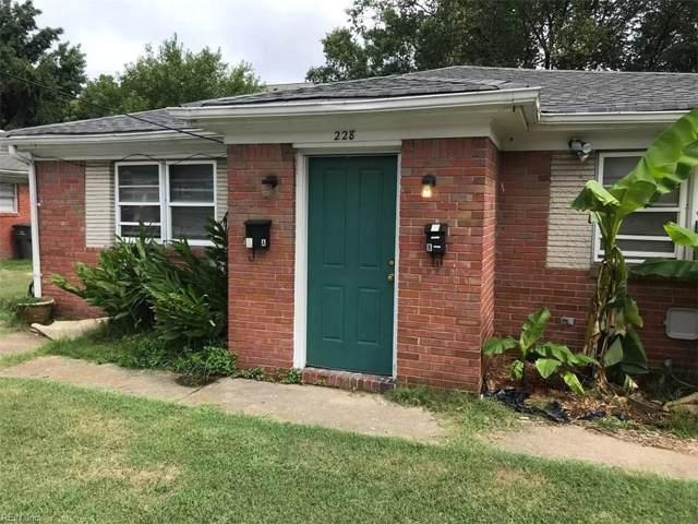 228 Rogers Ave A&B, Norfolk, VA 23505 (MLS #10292208) :: Chantel Ray Real Estate