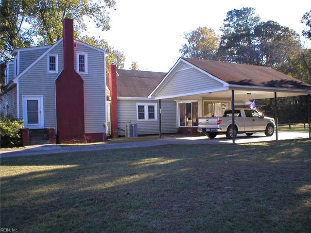 30440 Campbells Rn, Southampton County, VA 23851 (#10292266) :: The Kris Weaver Real Estate Team