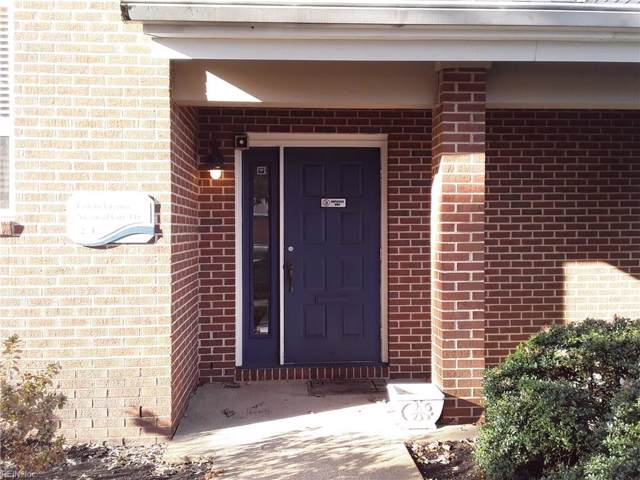 13195 Warwick Blvd 2E, Newport News, VA 23602 (#10292285) :: Abbitt Realty Co.