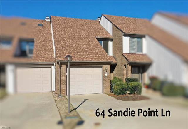 64 Sandie Point Ln, Portsmouth, VA 23701 (MLS #10292367) :: Chantel Ray Real Estate