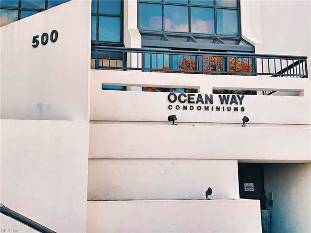 500 Winston Salem Ave #505, Virginia Beach, VA 23451 (MLS #10292392) :: Chantel Ray Real Estate