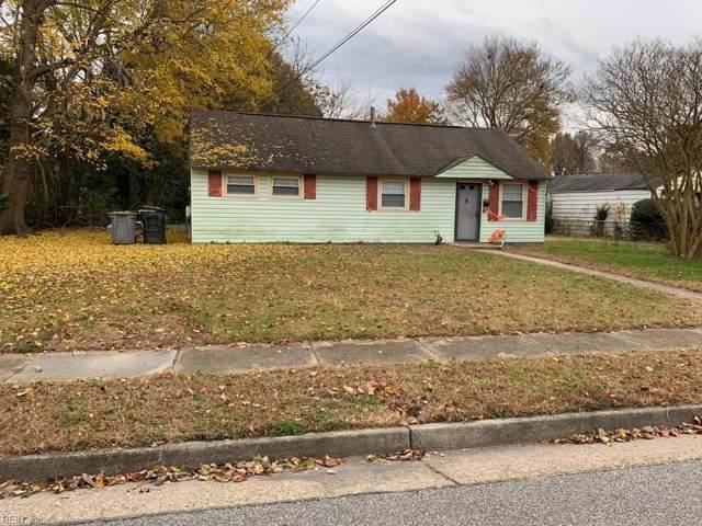 106 Baldwin Ter, Hampton, VA 23666 (#10292397) :: Kristie Weaver, REALTOR