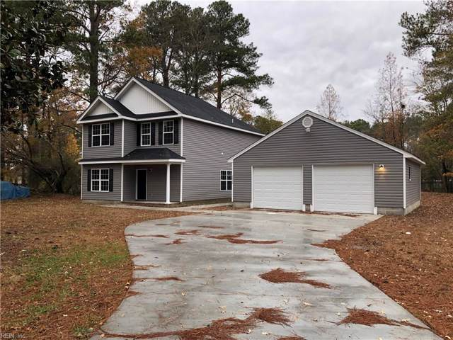 1009 Bluebird Dr, Chesapeake, VA 23322 (MLS #10292487) :: Chantel Ray Real Estate