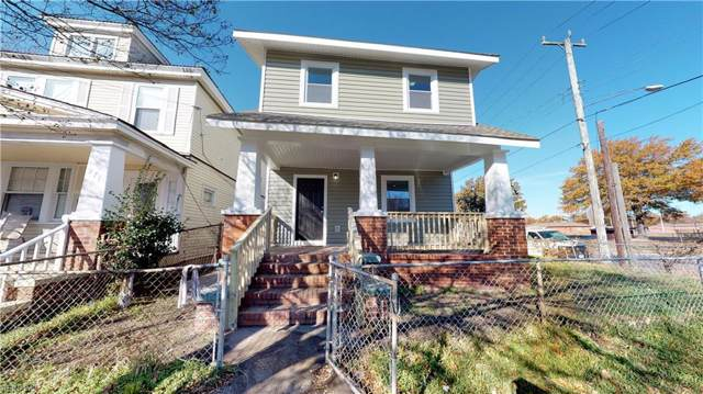975 Reservoir Ave, Norfolk, VA 23504 (MLS #10292520) :: Chantel Ray Real Estate