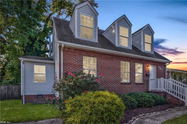 731 Marvin Ave, Norfolk, VA 23518 (#10292577) :: Berkshire Hathaway HomeServices Towne Realty