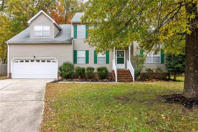 705 Sir Albert Ct, Newport News, VA 23602 (MLS #10292612) :: Chantel Ray Real Estate