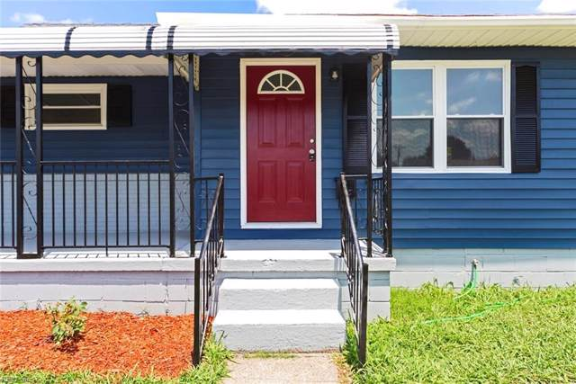 814 Dorset Ave, Portsmouth, VA 23701 (#10292699) :: Abbitt Realty Co.