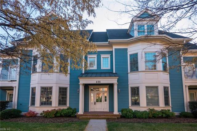435 E Freemason St 2B, Norfolk, VA 23510 (MLS #10292704) :: Chantel Ray Real Estate