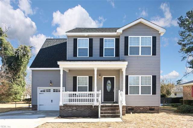 2620 Turnpike Rd, Portsmouth, VA 23707 (MLS #10292712) :: Chantel Ray Real Estate
