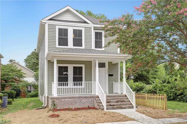 906 Hatton St, Norfolk, VA 23523 (#10292816) :: Upscale Avenues Realty Group