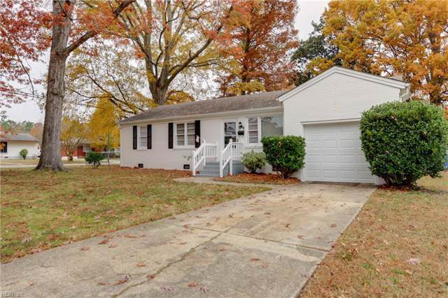 54 Greenwood Rd, Newport News, VA 23601 (#10292855) :: Abbitt Realty Co.