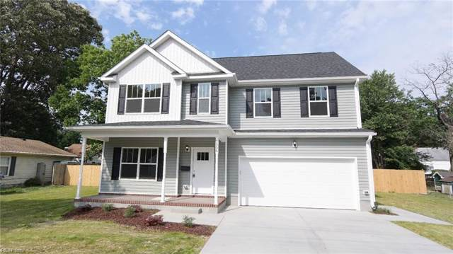 21 Semple Farm Rd, Hampton, VA 23666 (#10292944) :: RE/MAX Central Realty