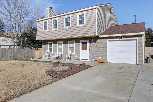 1 Newgate Village Rd, Hampton, VA 23666 (#10293075) :: RE/MAX Central Realty