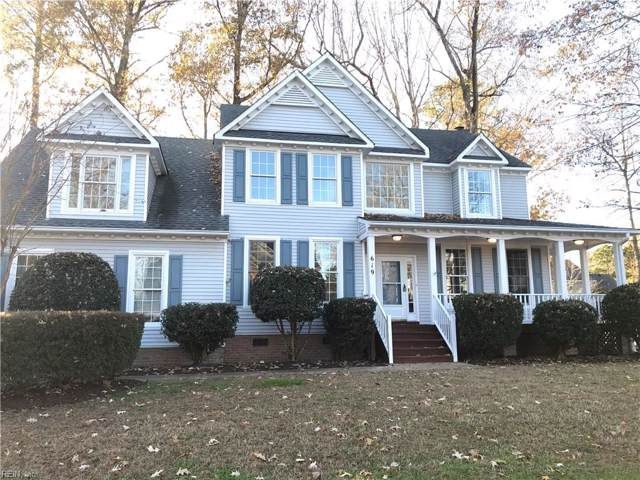 619 Blackthorne Ct, Chesapeake, VA 23322 (#10293145) :: Kristie Weaver, REALTOR