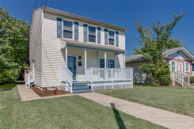 205 Webster St, Hampton, VA 23663 (#10294183) :: Berkshire Hathaway HomeServices Towne Realty