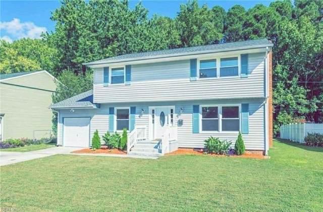 35 Santa Barbara Dr, Hampton, VA 23666 (#10294214) :: Berkshire Hathaway HomeServices Towne Realty